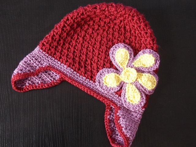 czapka hand made