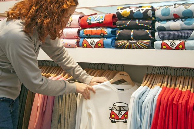 sklep z koszulkami