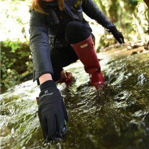 Najlepsze rękawiczki Extremities Waterproof Sticky Power Liner.