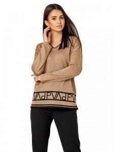 Modne swetry damskie dla kobiet