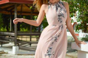 Piękne sukienki casualowe