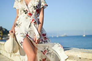 Długie sukienki na lato i wiosnę