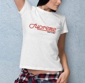Stylowa koszuka fupreme