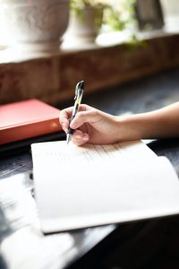 pamiętnik trądziku różowatego
