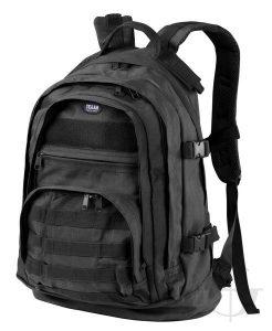 czarny plecak cadet