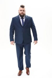 duże garnitury męskie
