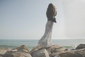 sukienka boho maxi